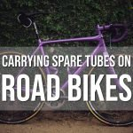 How To Carry Spare Tube On Road Bike? (My Recommendation)