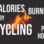 Calories Burned By Cycling Per Hour (Easy Guide)