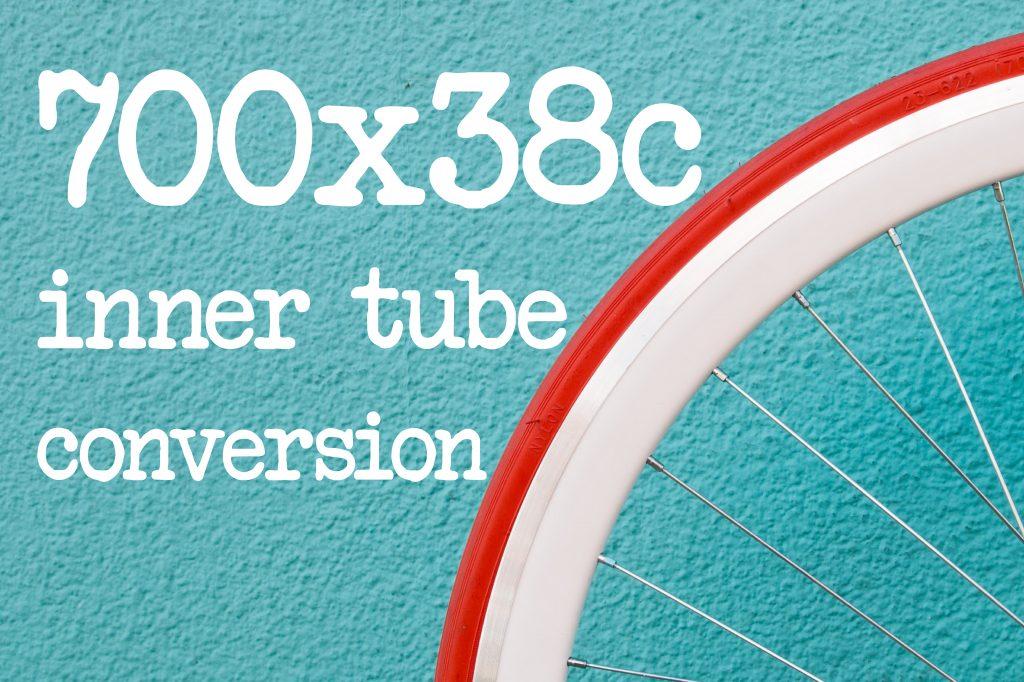 700x38c Inner Tube Conversion