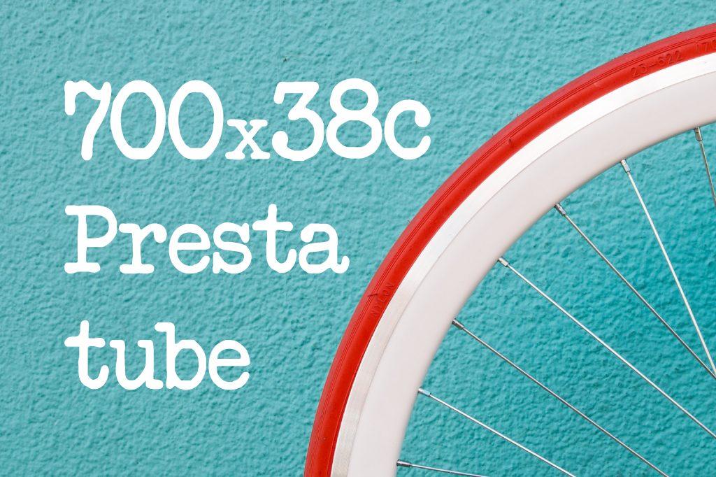 700x38c Inner Tube Presta