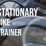 How To Turn A Bike Into A Stationary Bike Without Trainer (Simple Solution)