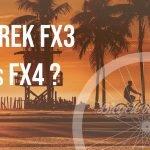 Trek FX3 vs FX4 (Which Is Best?)
