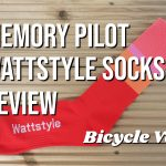Memory Pilot Wattstyle: Boutique Socks for Cyclists